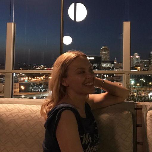 Kylie 25 juli 2017