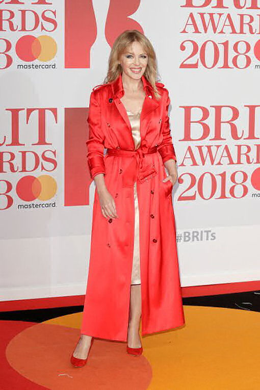 Kylie Brit Awards 2…