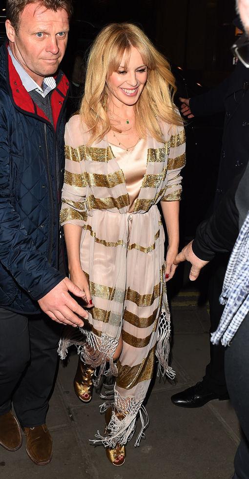Kylie Londen 10 apr…