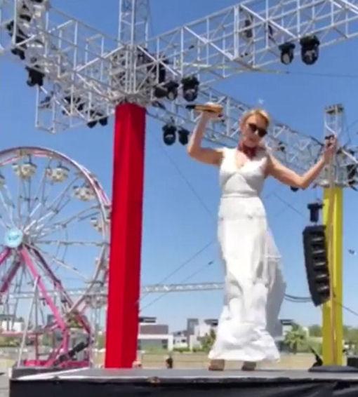 Kylie Palm Springs …