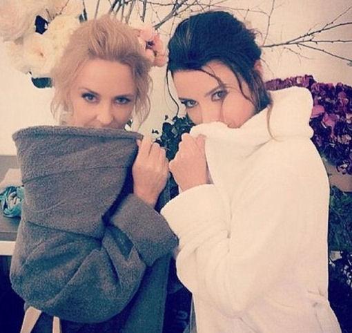 Kylie en Dannii 01 …
