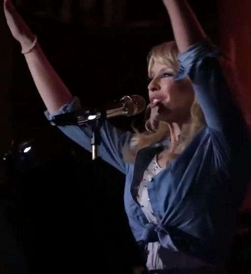 Kylie 10 juni 2018