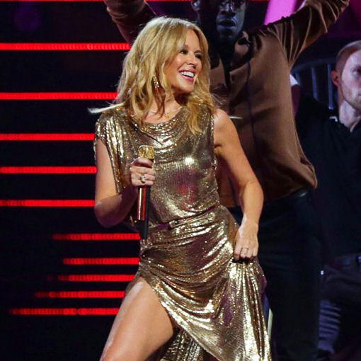 Kylie live 29 juli …