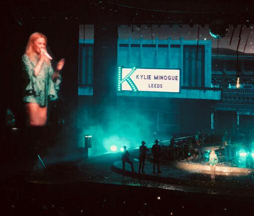 Kylie Leeds Golden …
